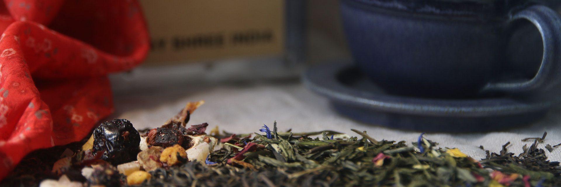 Tee und Natur